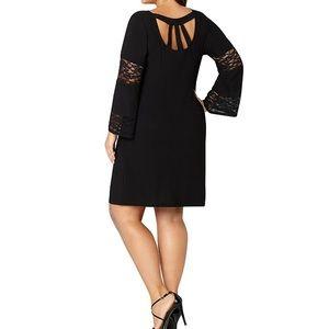 Avenue 18/20 black dress